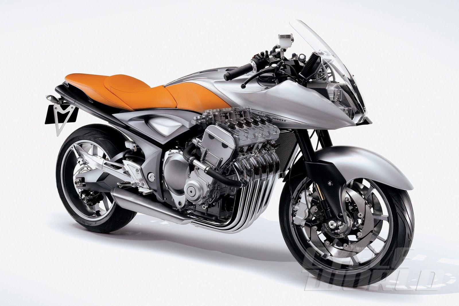 Suzuki Nuda Motorcycle
