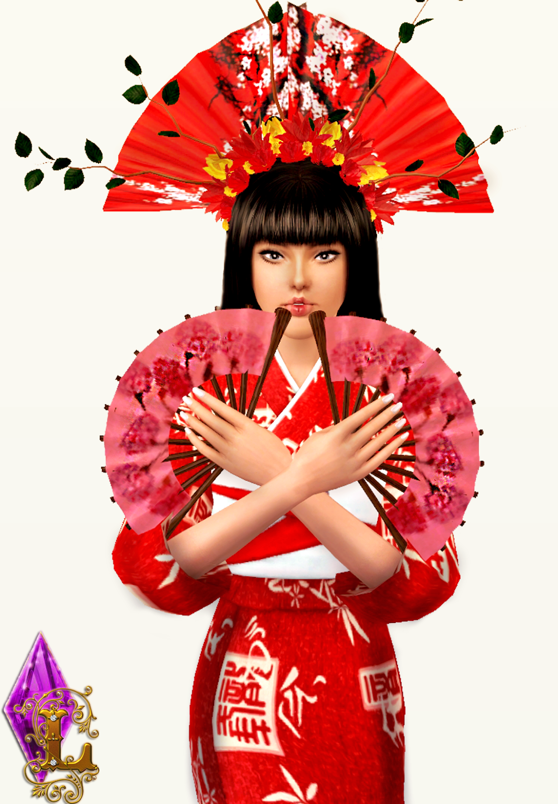 Ladesire S Creative Corner Ts3 Japanese Accessories By