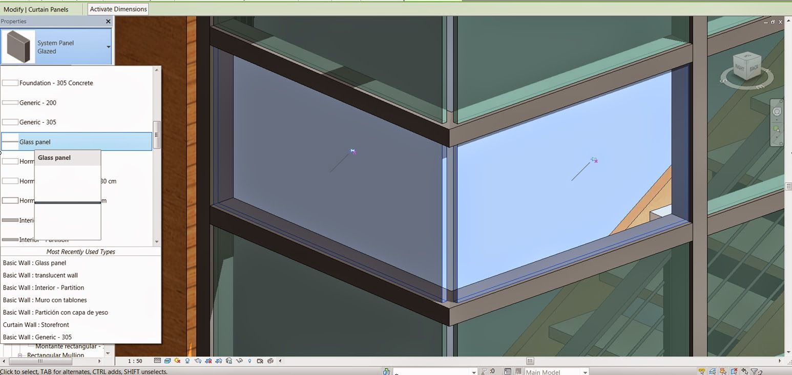 Revit Windsurfer Corner Glazing For Revit Curtain Walls