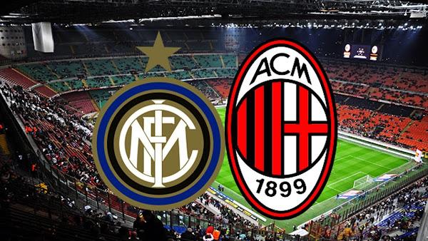 Live Streaming AC Milan vs Inter Milan, Jadwal Liga Italia Dini Hari Ini di QUAD SPORT