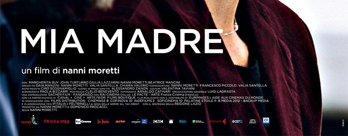 Póster: Mia madre, de Nanni Moretti