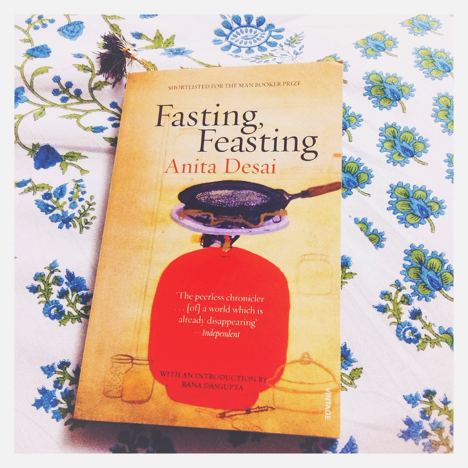 chapter wise summary of fasting feasting by anita desai