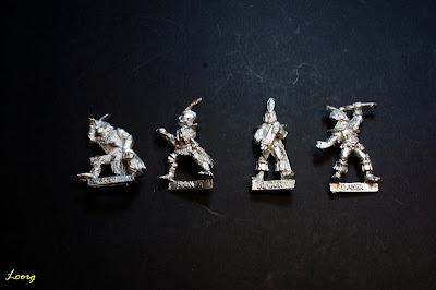 Dotación del lanzavirotes de los Elfos Oscuros