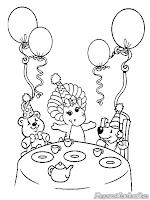 Pesta Ulang Tahun Barney