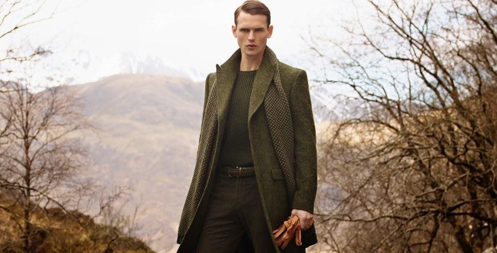 Gieves & Hawkes, Escocia, lookbook, Savile Row, Fall 2014, otoño invierno, menswear, sastrería, Suits and Shirts, Jason Basmajian,