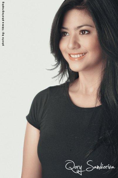 cute and charming qory sandioriva 05