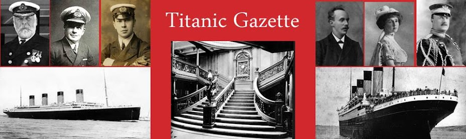 The Titanic Gazette