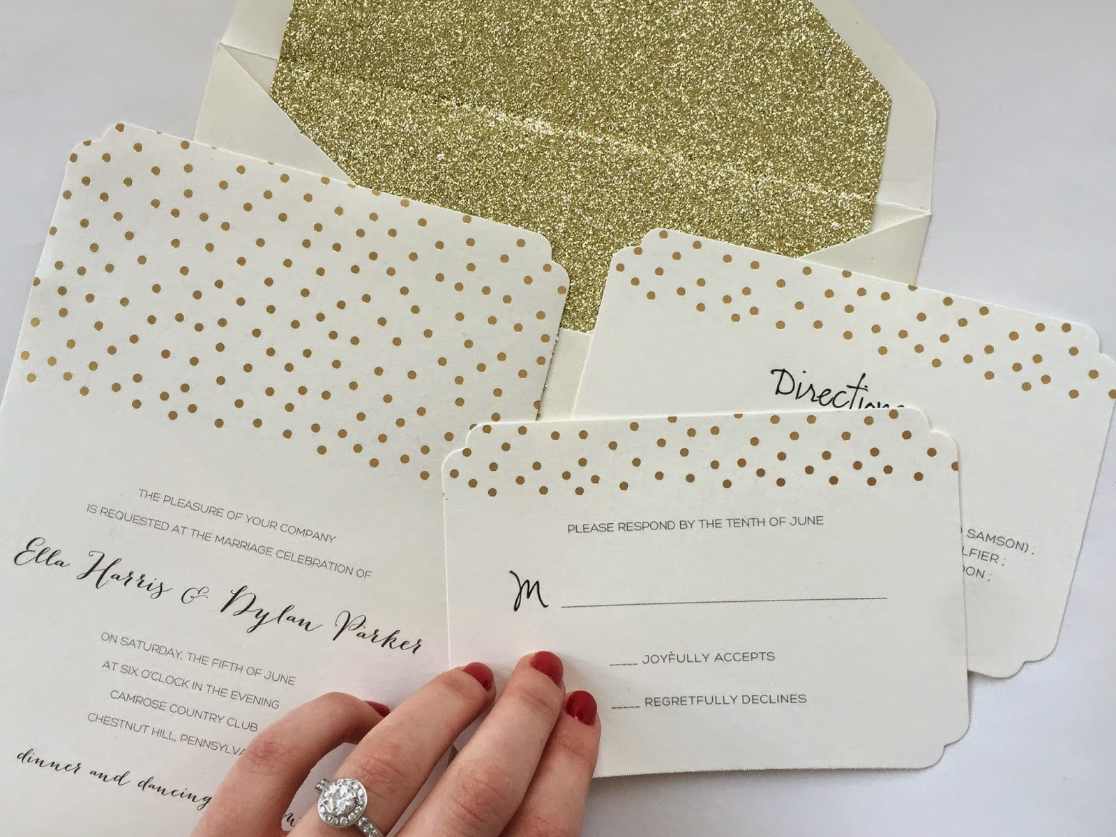 Brides Wedding Invitation Kits correctly perfect ideas for your invitation layout