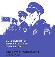Orientações sobre Educação em Direitos Humanos (inglês)
