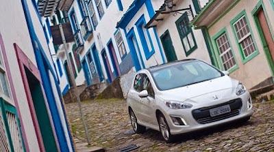 Peugeot 308 hatch - Será a partir de 53.990 4