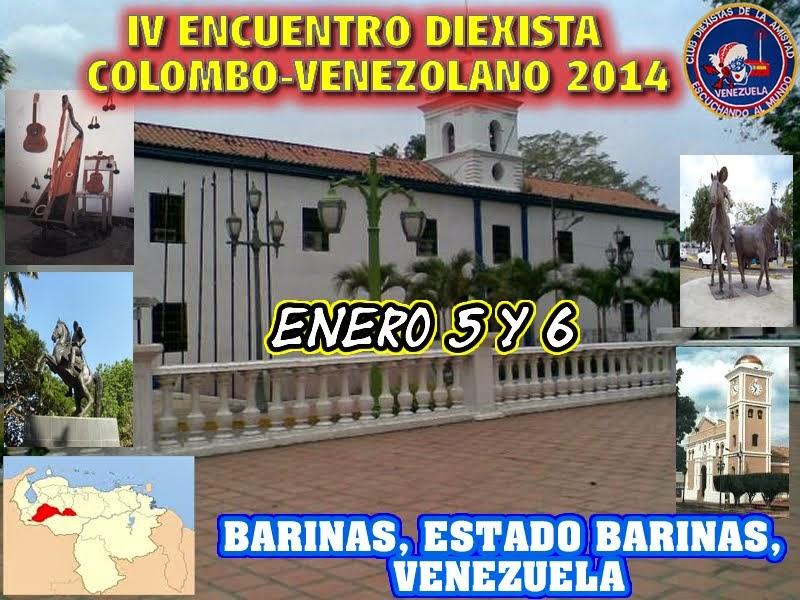EDXCV - ENCUENTRO DIEXISTA COLOMBO-VENEZOLANO