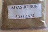 obat tradisional herbal adas bubuk