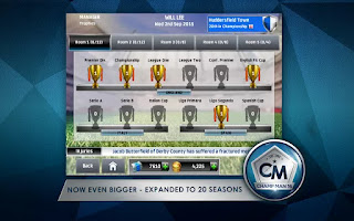 Champ Man 16  1.0.1.71 Mod Apk (Unlimited Money)