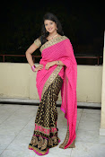 Sandeepthi Gorgeous in Designer Saree-thumbnail-14