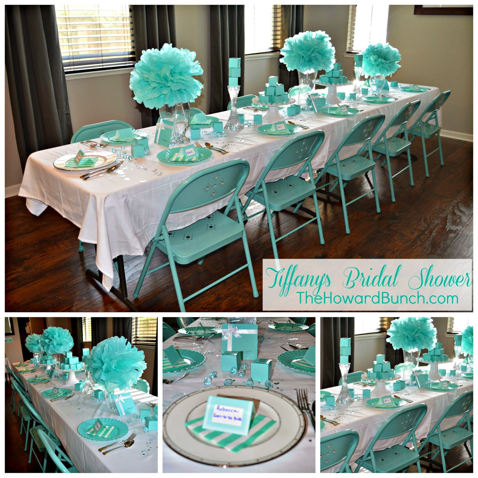 The Howard Bunch A Breakfast at Tiffany s Bridal Shower