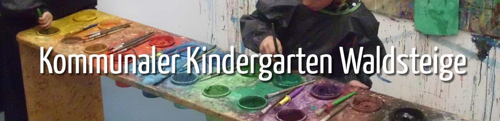 Kommunaler Kindergarten Waldsteige