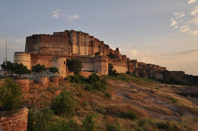 Mehrangarh Fort,Jodhpu