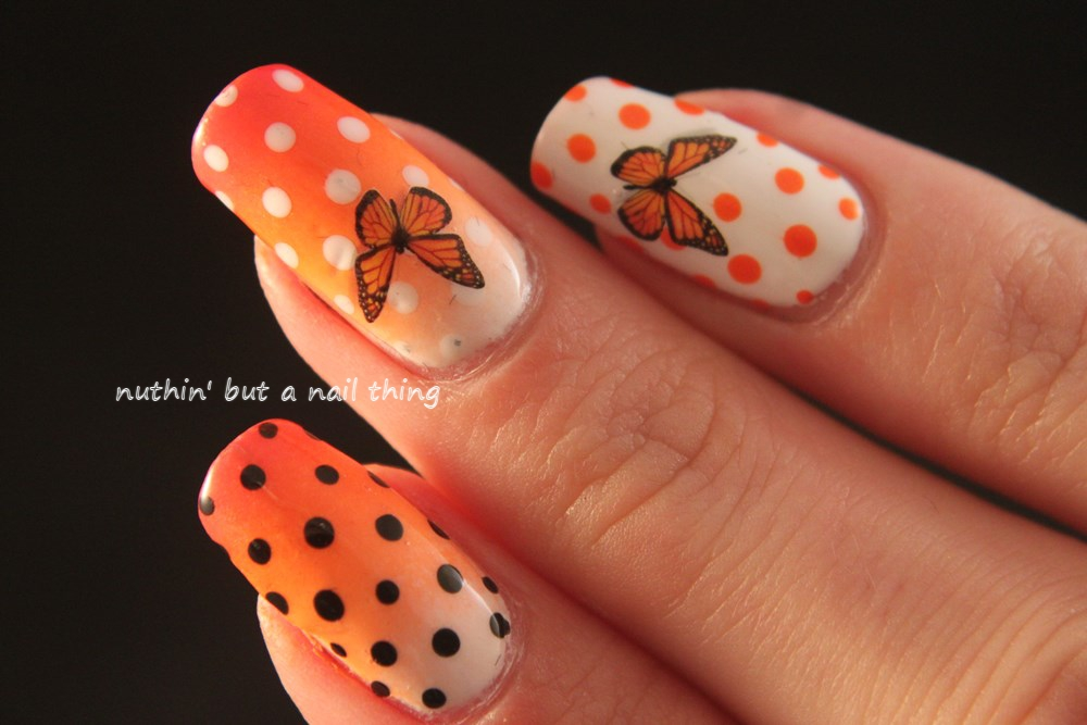 Nuthin but a nail thing born pretty store butterfly water decals nail art design idea nail art design idea prinsesfo Image collections