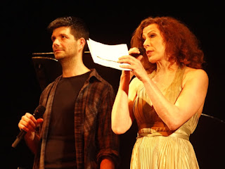 25.06.2015 Dortmund - Schauspielhaus: Friederike Tiefenbacher / Frank Genser