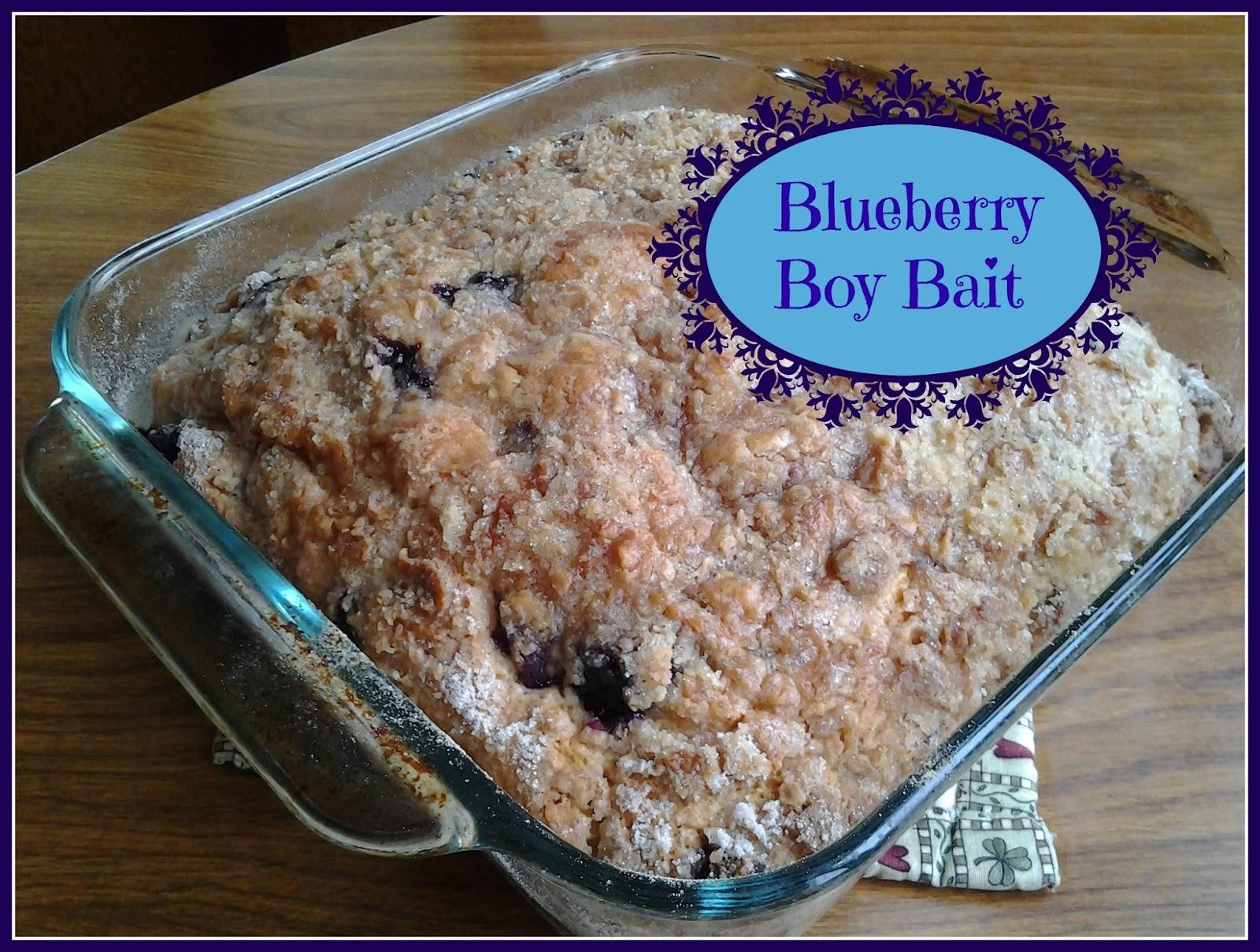 Blueberry Boy Bait