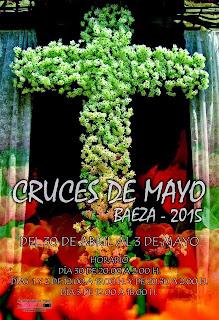 BAEZA   Cruces de Mayo 2015