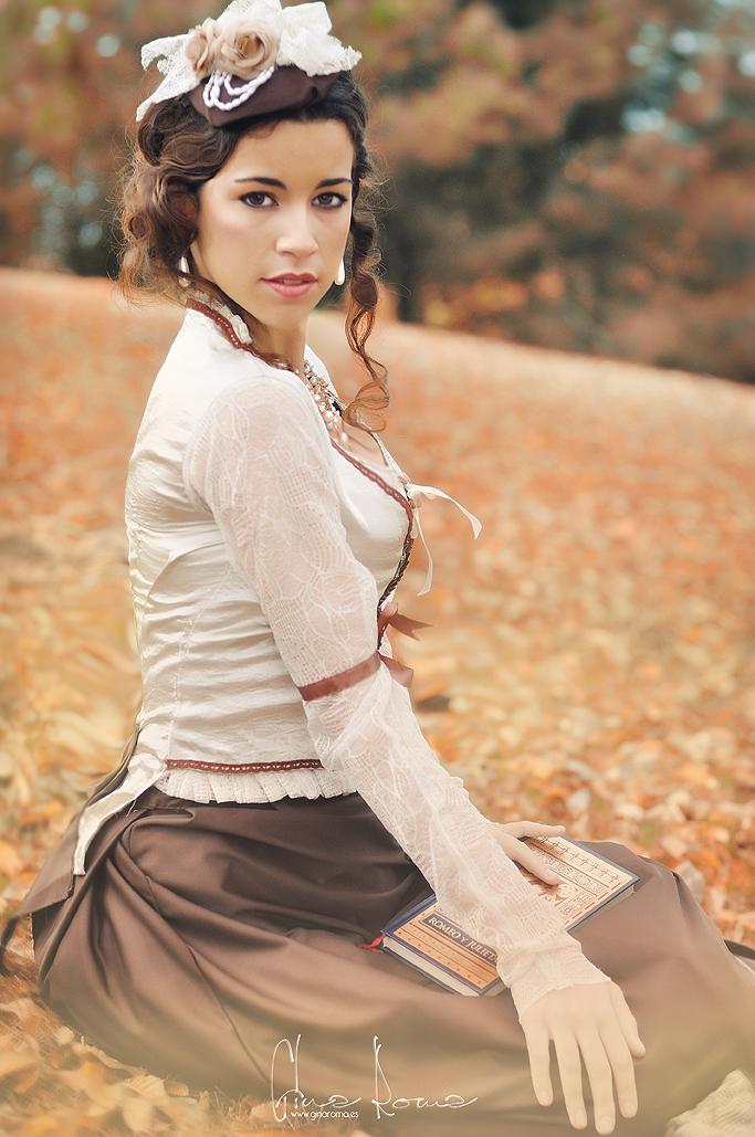 Moda de poca junio 2012 - Alba garcia fotografa ...