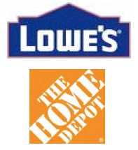 Lowes Home Depot