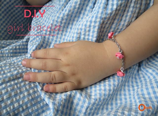 DIY Girl bracelet