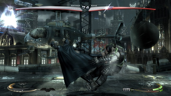 Download Game Injustice Gods Among Us Ultimate Edition-Black Box