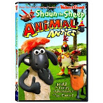 Shaun the Sheep: Animal Antics DVD