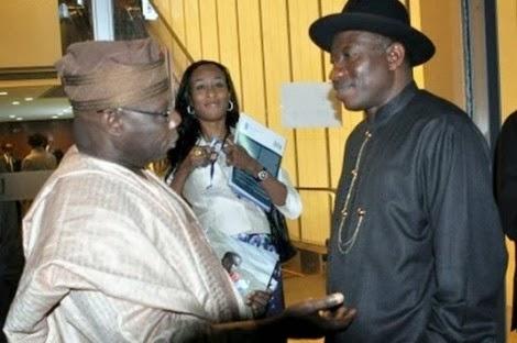 Jonathan vs. Obasanjo letters