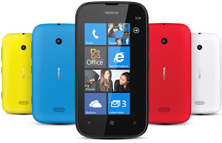 Best mobile under 10000 Rupees - Lumia 510