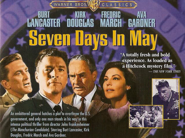 """Seven Days in May"" (1964)"