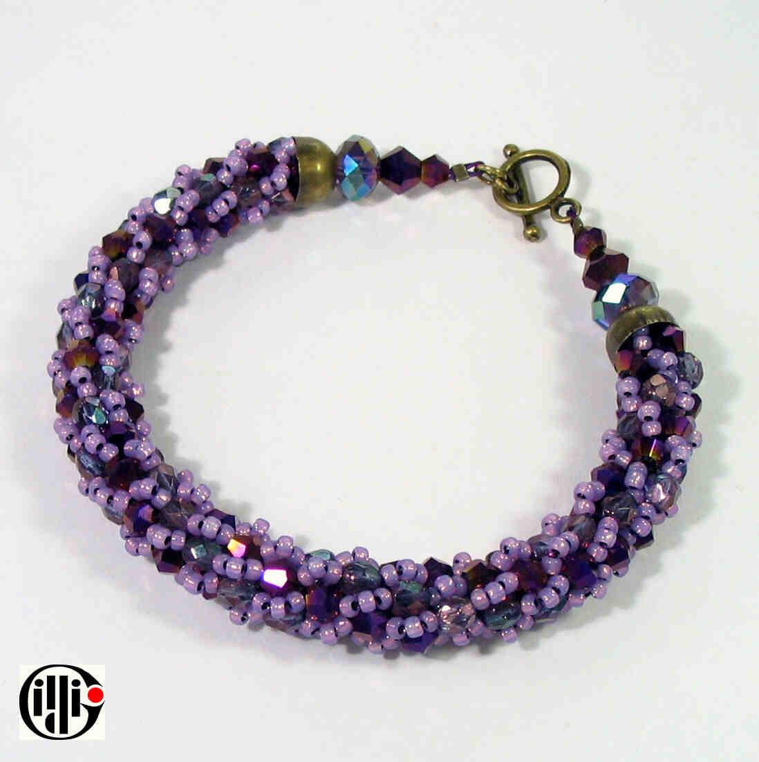 Crocheting Beads : MEg sz?mos meglepetEst rejteget sz?momra ez a technika Es ...