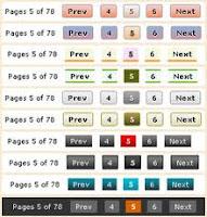 Contoh navigasi halaman