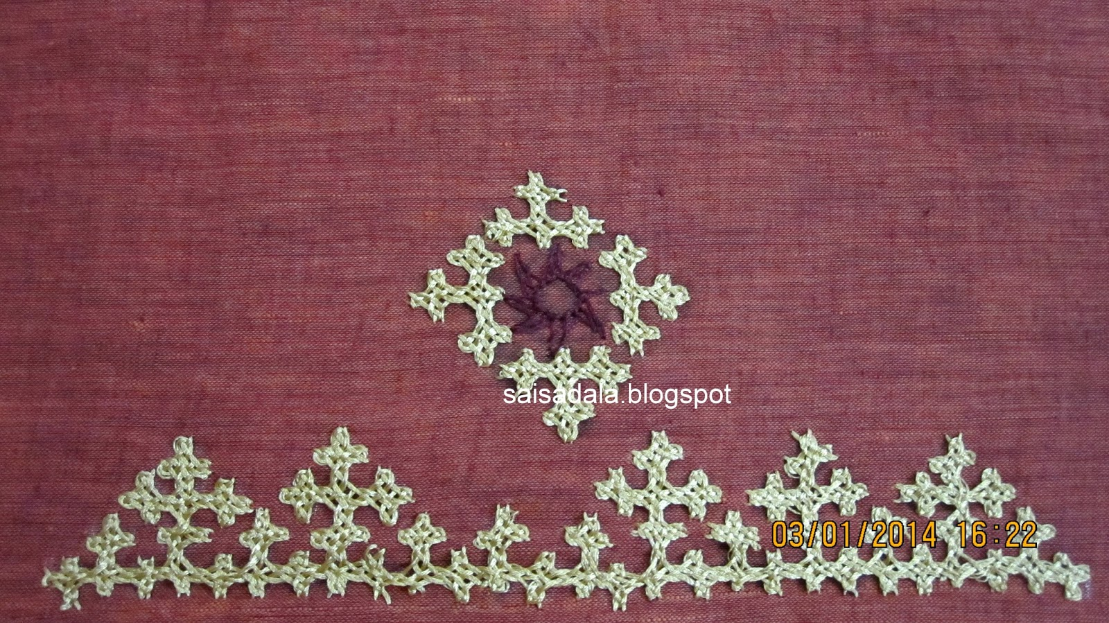 Sadala39s Embroidery Kutch Work Kurthi