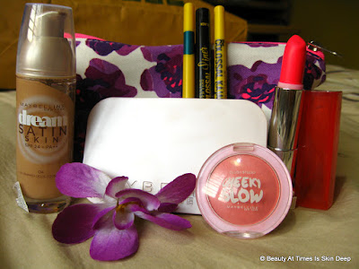 Maybelline rebel Bouquet Collection Photo
