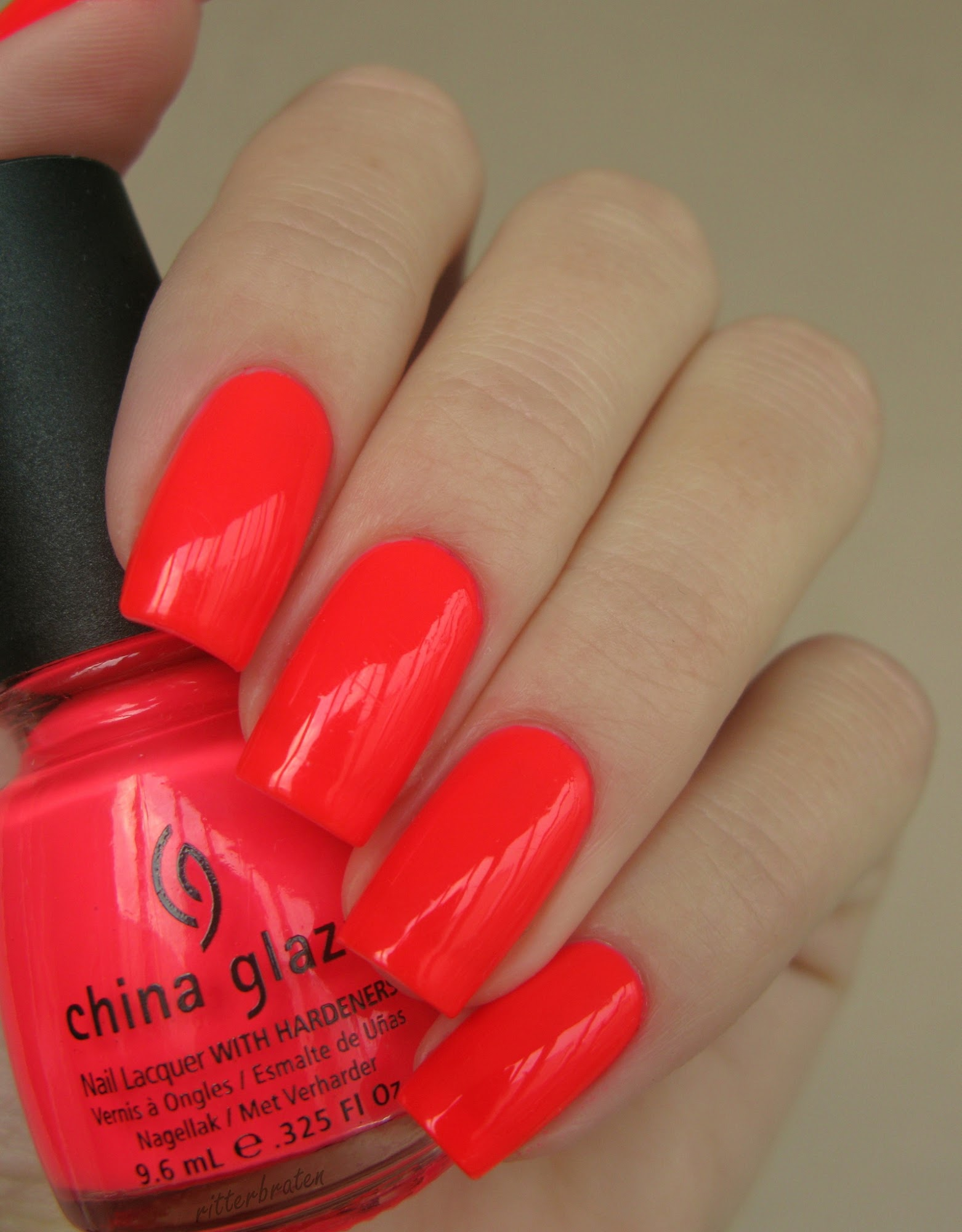 China Glaze Pool Party