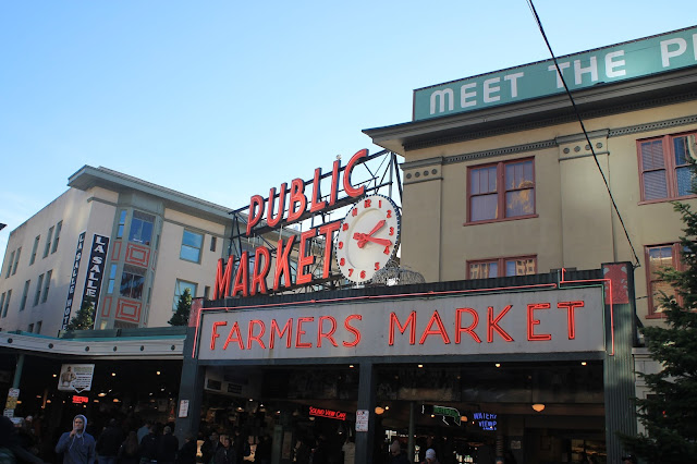 Pike's Place Market | Seattle, Washington