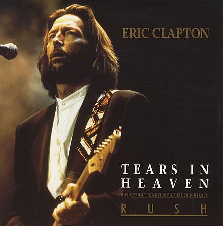 de canciones tears in heaven: