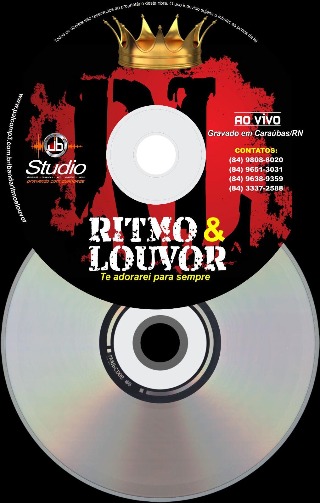 Baixe o CD da Banda Gospel Ritmo e Louvor de Caraúbas!