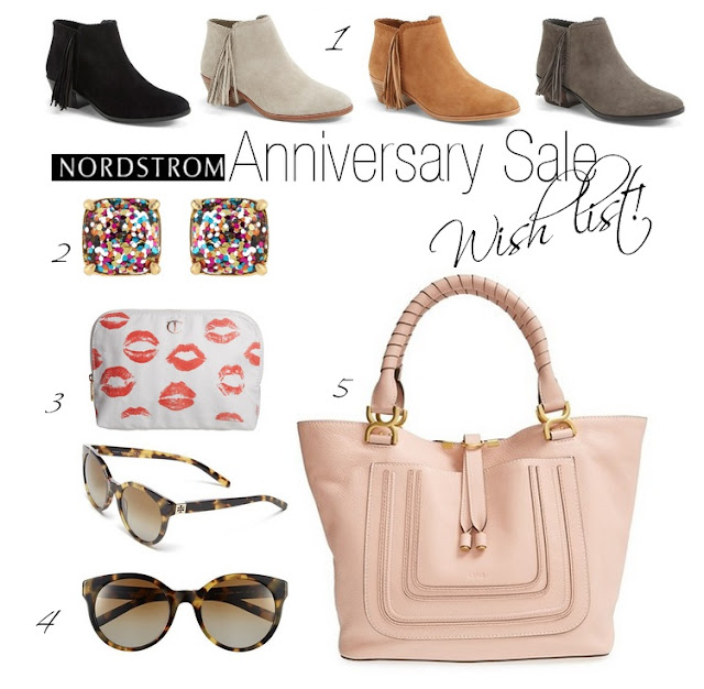 Nordstrom Anniversary Sale Sneak Peek: My wish list