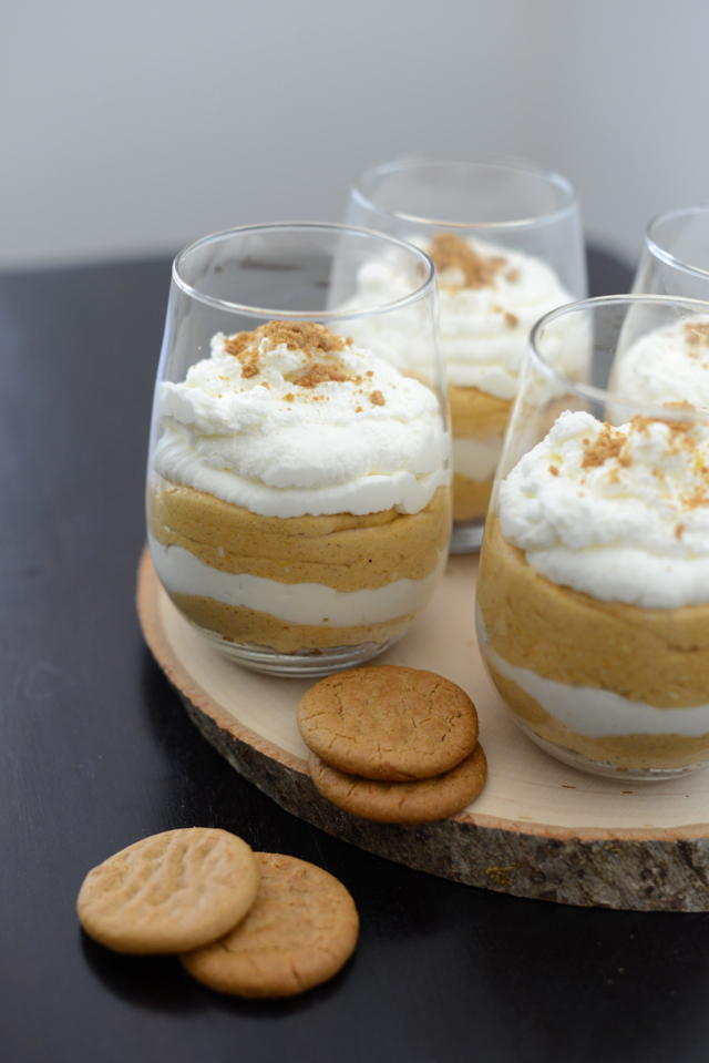 ... pumpkin pie cheesecake no bake pumpkin cheesecake trifle is filled