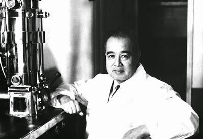 Yakult y el Dr. Minoru Shirota