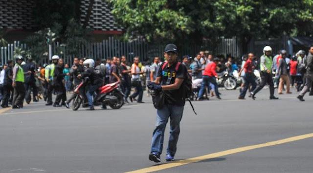 Ini 6 Tersangka dan Perannya di Teror Bom Jakarta