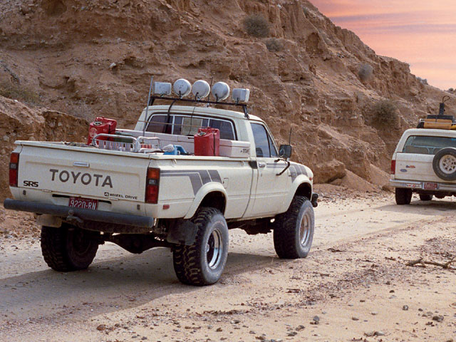Top Automotive Collection  Toyota 4x4