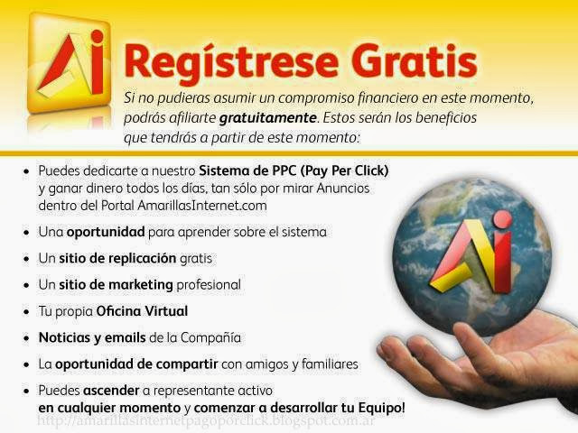 Pago por Click Amarillas Internet Corporation