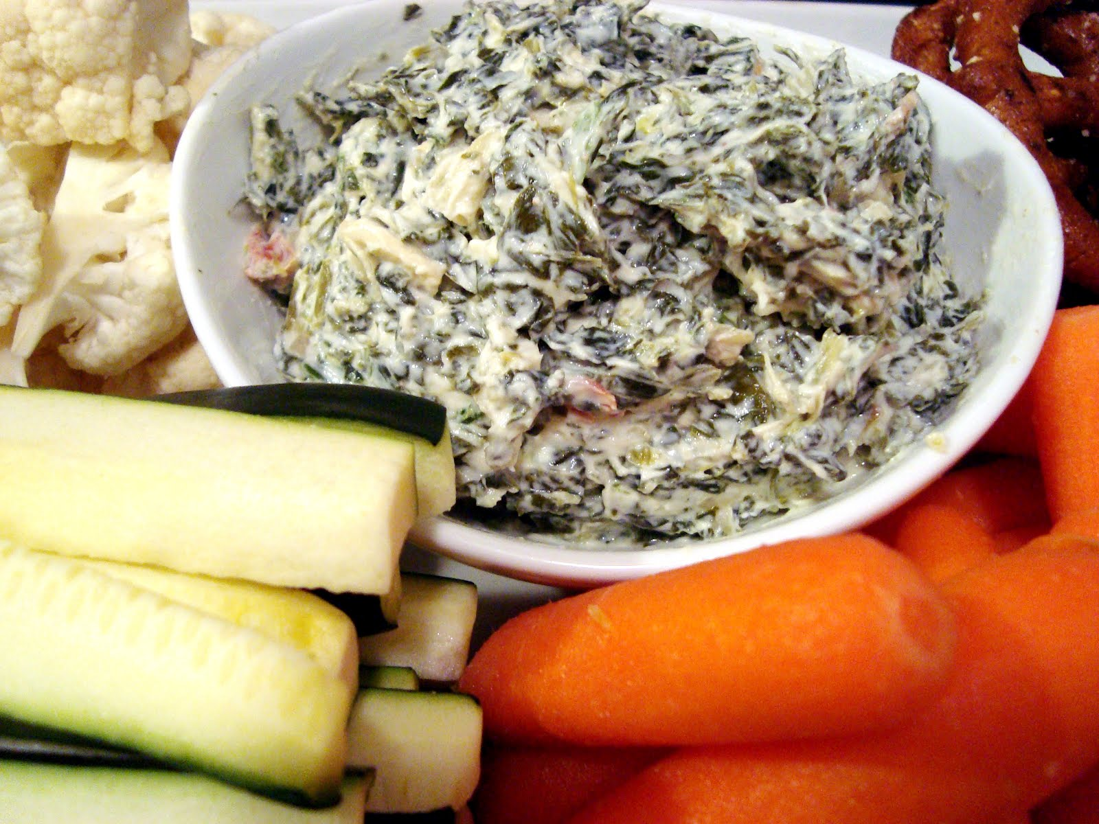 spinach dip the best spinach artichoke dip ever aunt carol s spinach ...