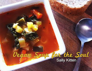 eBook: Vegan Soup for the Soul