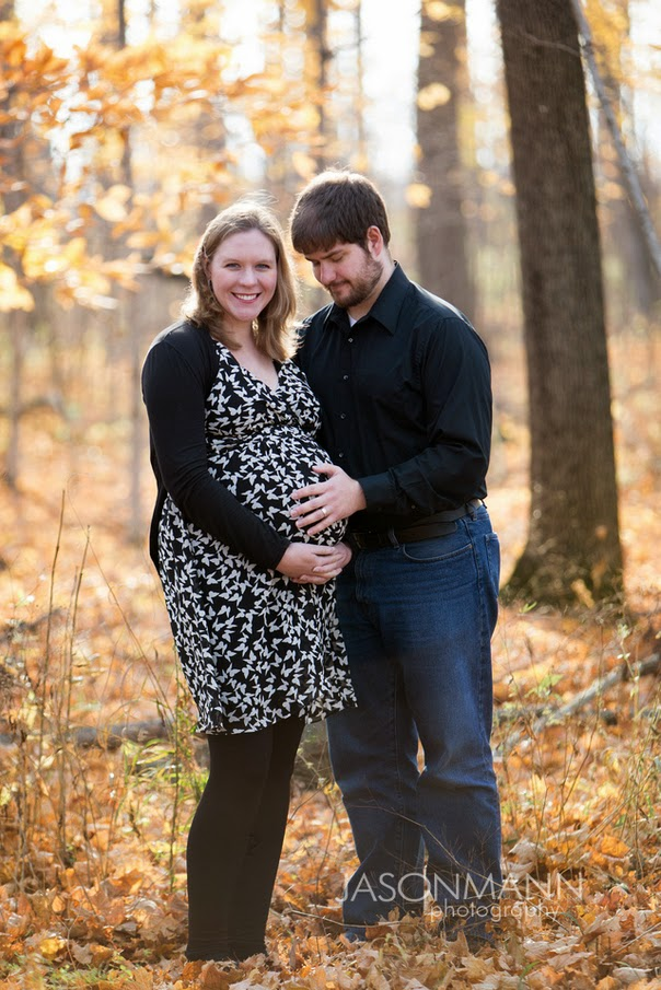 Door County Family Portraits, Fall Maternity Photos